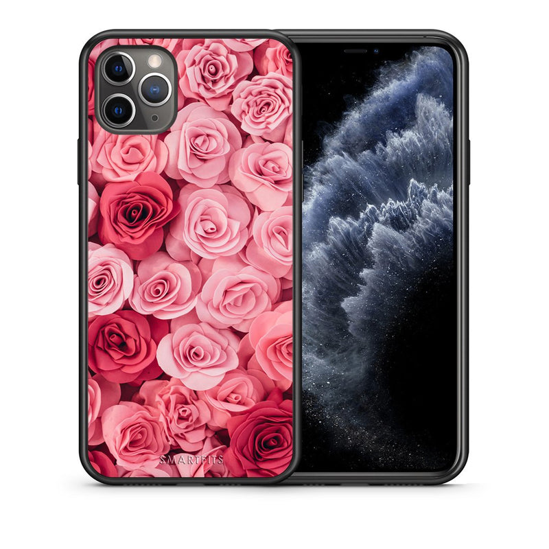 4 - iPhone 11 Pro RoseGarden Valentine case, cover, bumper