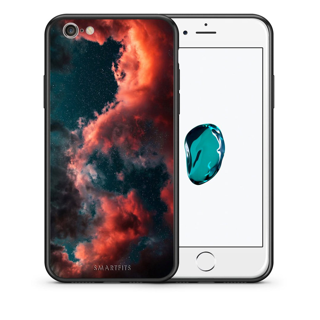 4 - iPhone 7/8 Cloud Galaxy case, cover, bumper