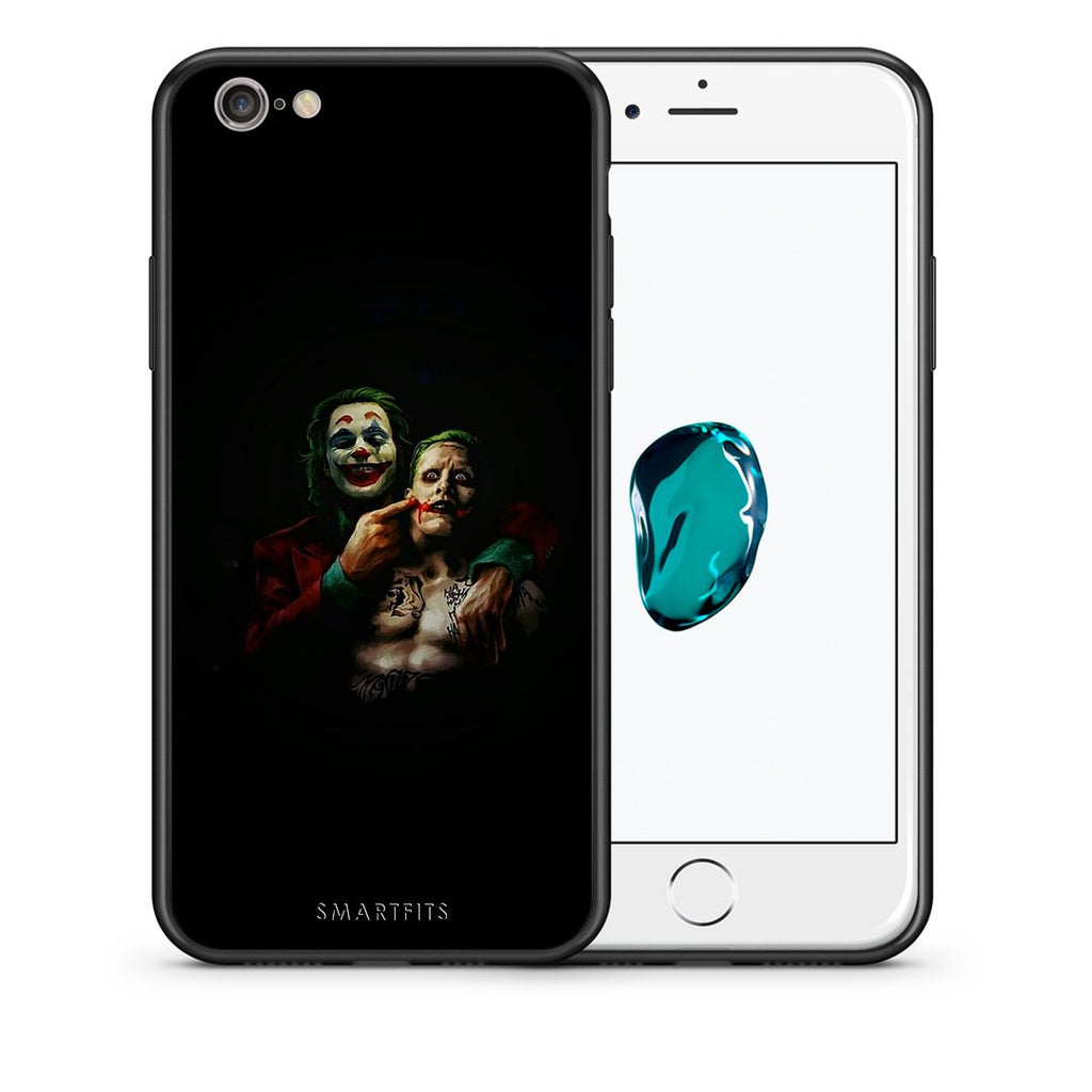 4 - iPhone 7/8 Clown Hero case, cover, bumper