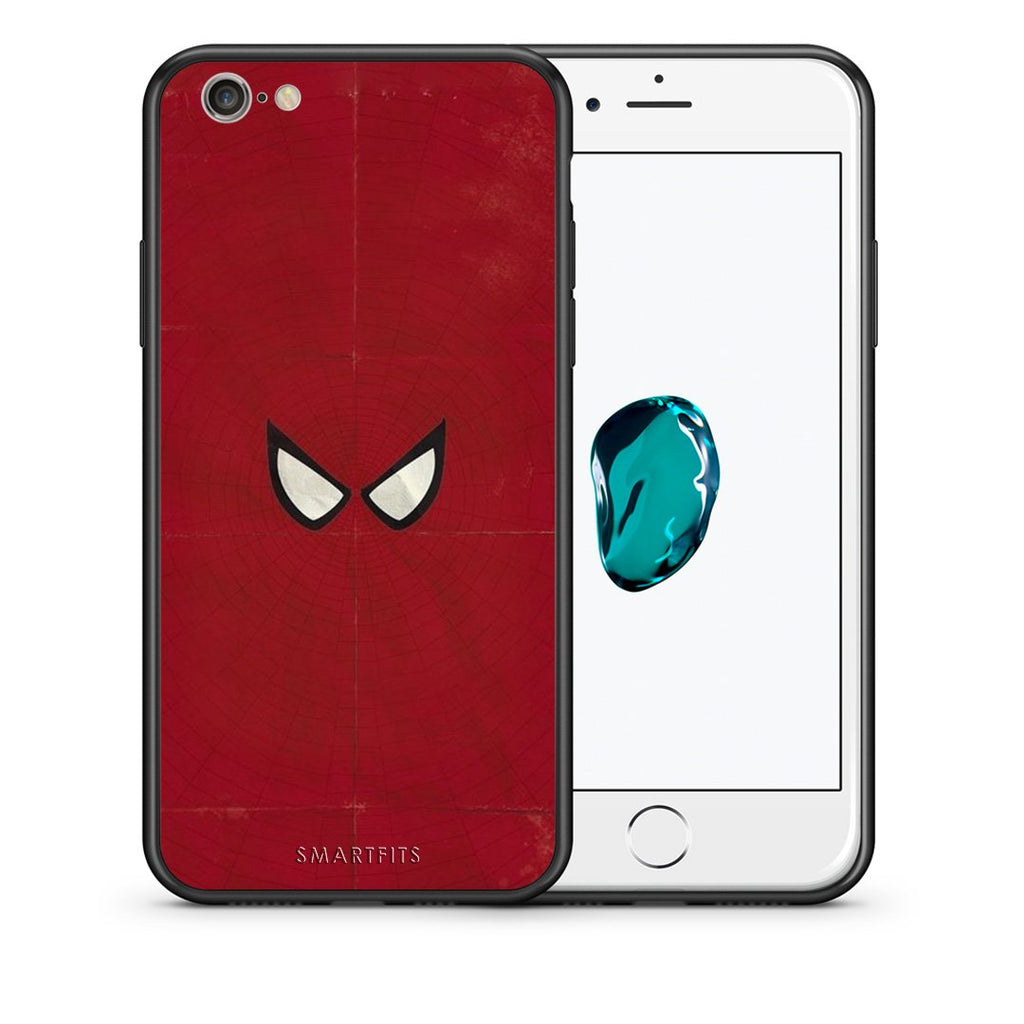 4 - iPhone 7/8 Spider Eyes Hero case, cover, bumper