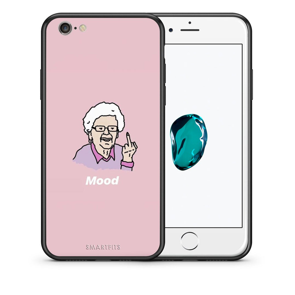 4 - iPhone 7/8 Mood PopArt case, cover, bumper
