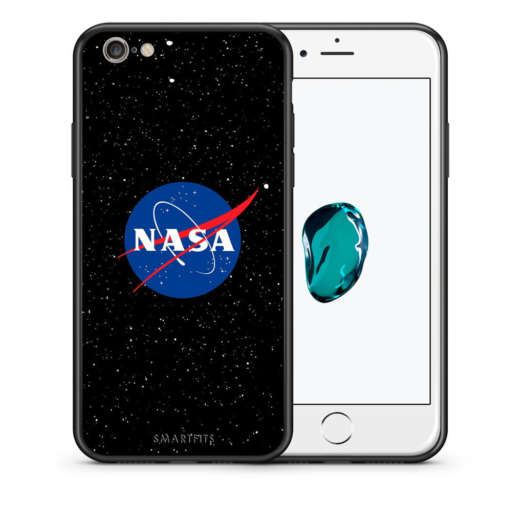 4 - iPhone 7/8 NASA PopArt case, cover, bumper