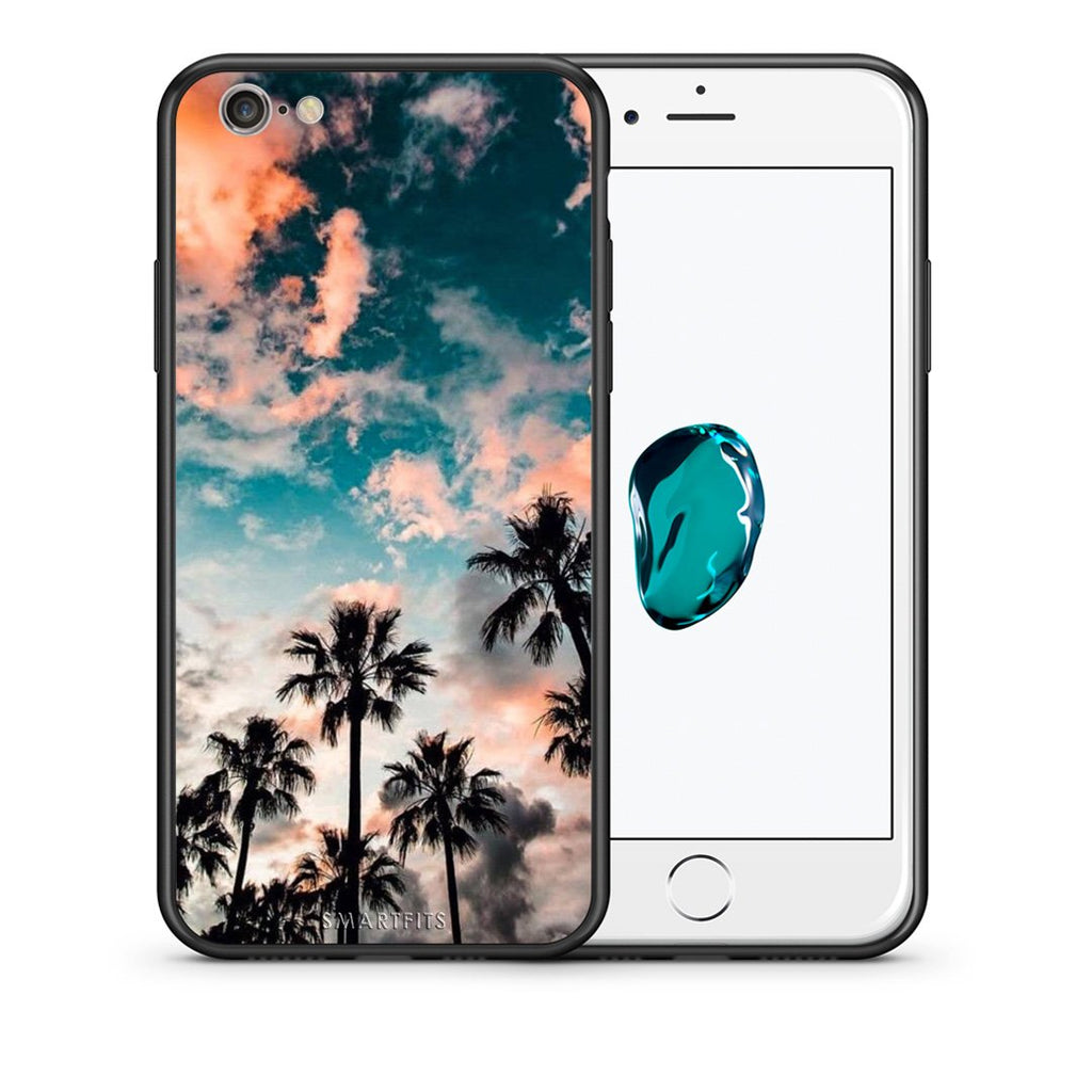 99 - iPhone 7/8 Summer Sky case, cover, bumper