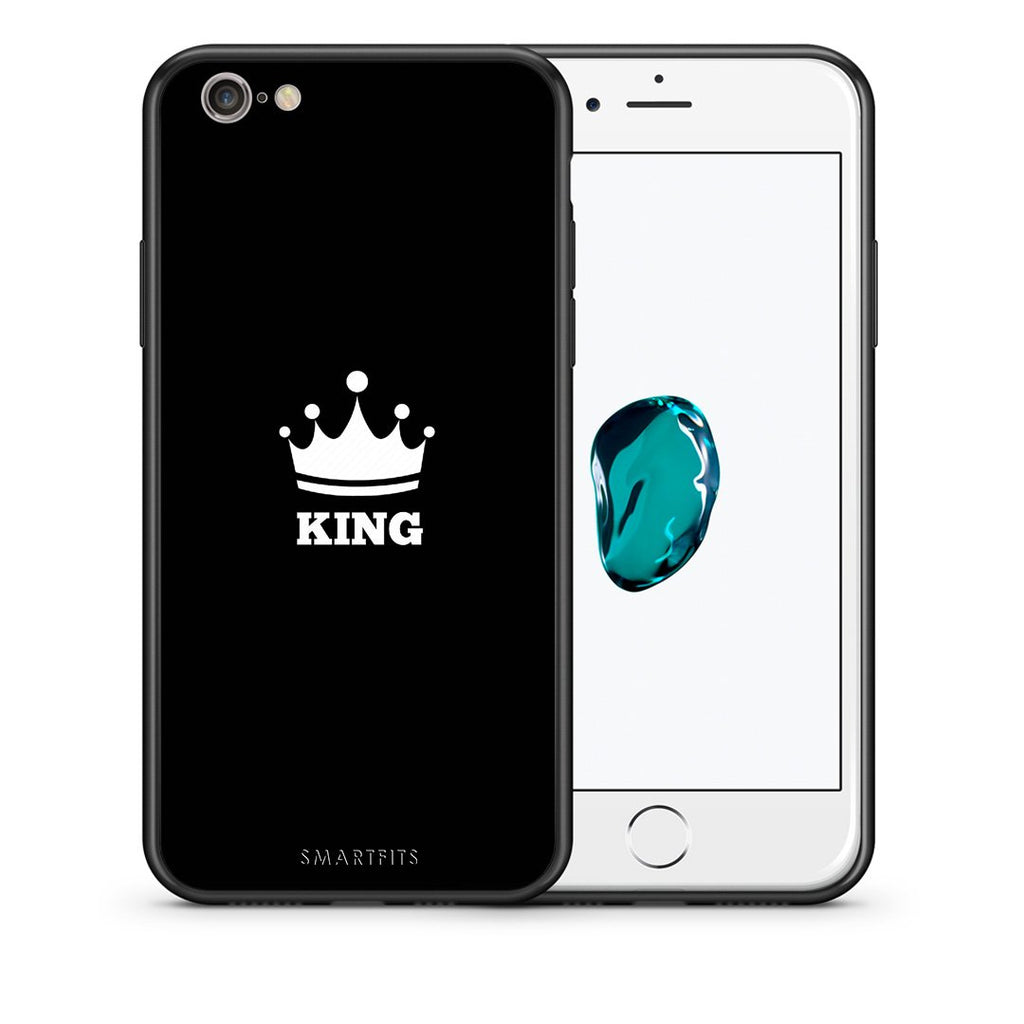 4 - iphone 6 6s King Valentine case, cover, bumper
