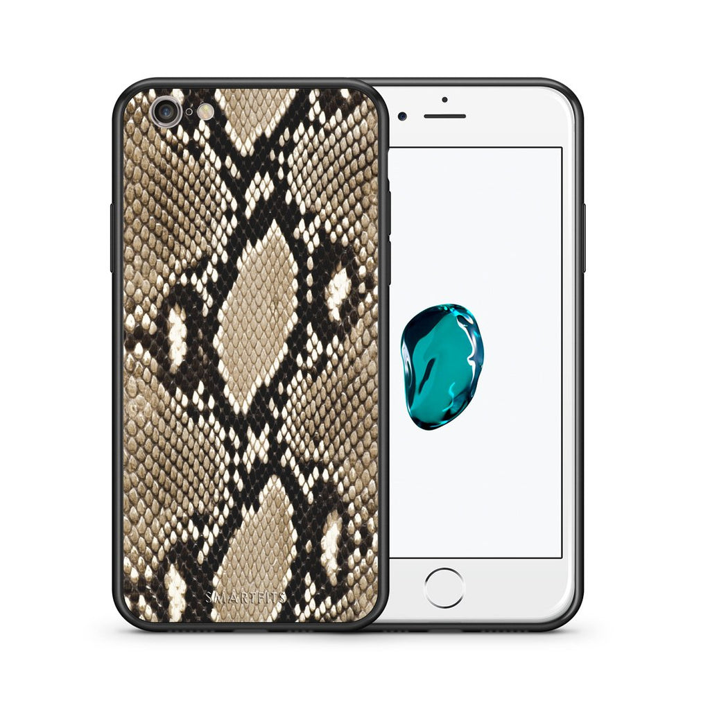 23 - iphone 6 6s Fashion Snake Animal case, cover, bumper