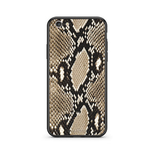 23 - iphone 6 plus 6s plus Fashion Snake Animal case, cover, bumper