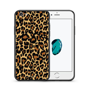 21 - iPhone 7/8 Leopard Animal case, cover, bumper