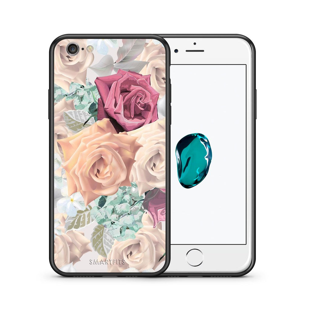 99 - iPhone 7/8 Bouquet Floral case, cover, bumper