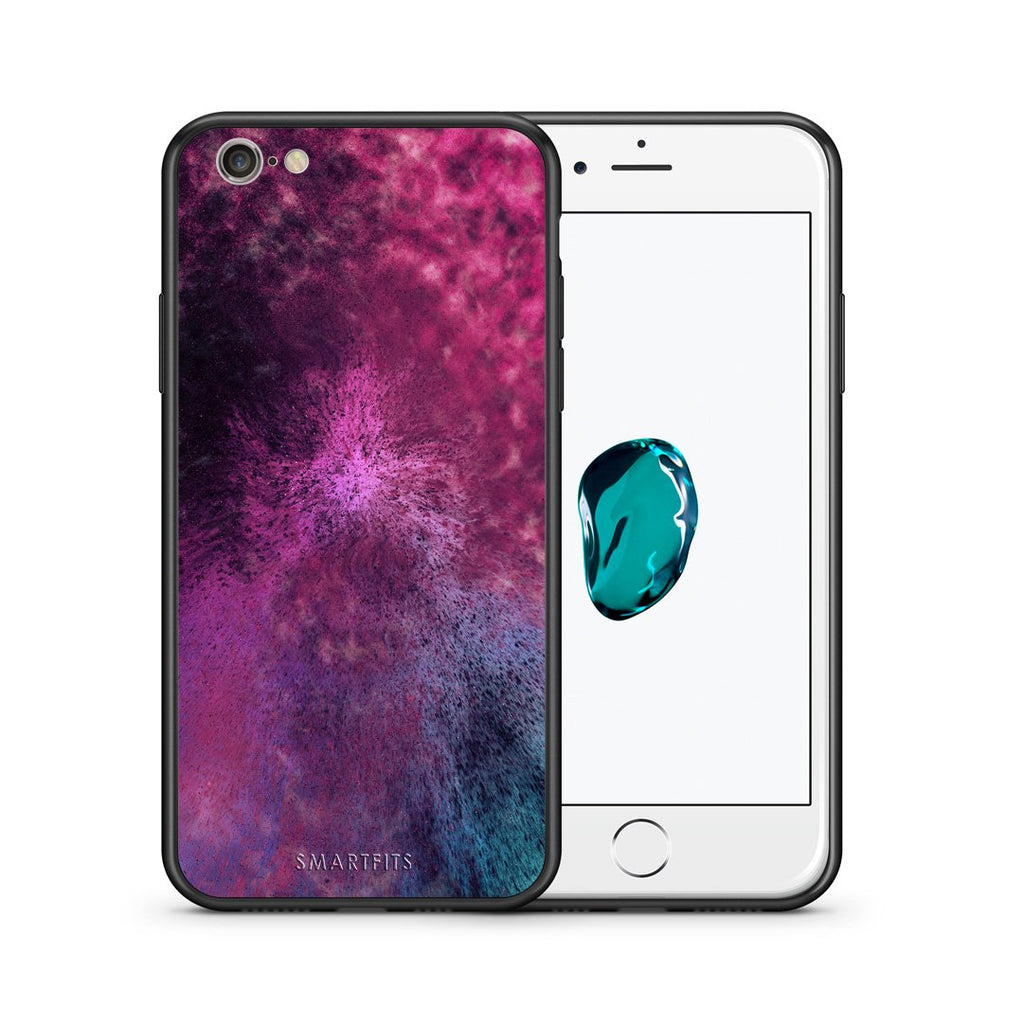 52 - iPhone 7/8 Aurora Galaxy case, cover, bumper
