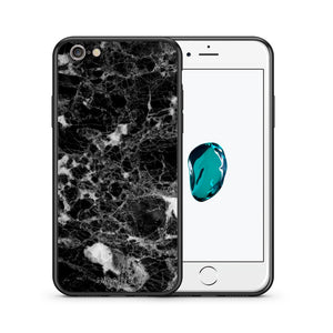 Θήκη iPhone 6 Plus/6s Plus Male Marble από τη Smartfits με σχέδιο στο πίσω μέρος και μαύρο περίβλημα | iPhone 6 Plus/6s Plus Male Marble case with colorful back and black bezels