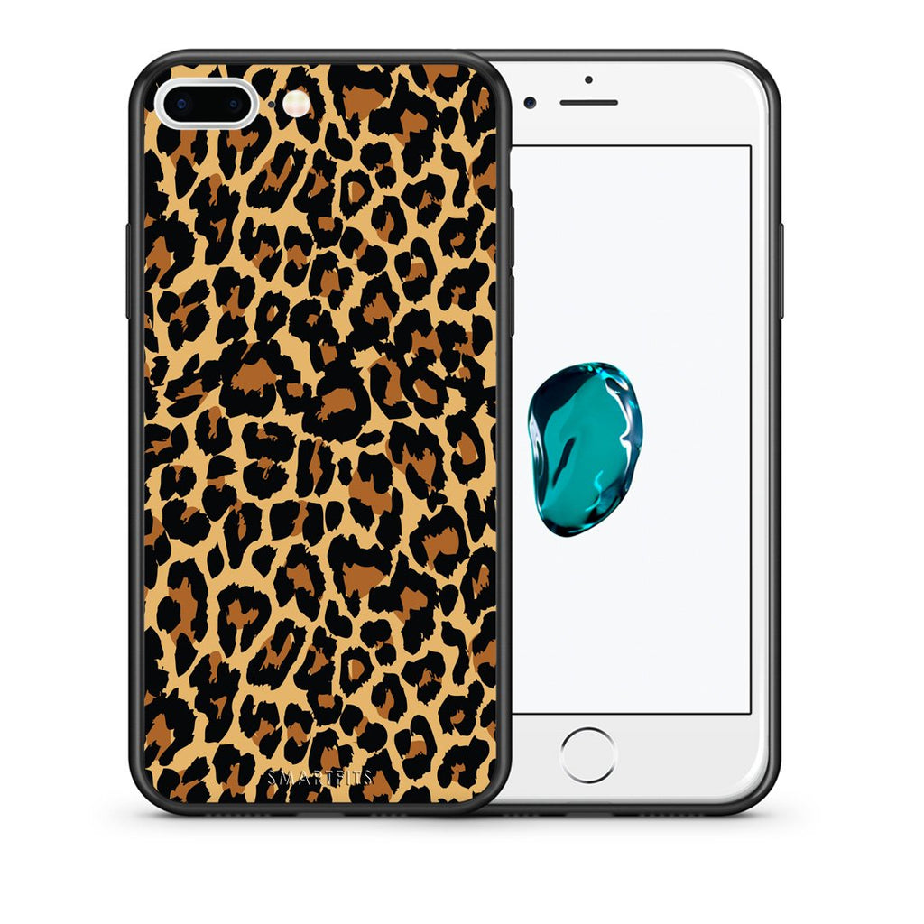 21 - iPhone 7 Plus/8 Plus Leopard Animal case, cover, bumper