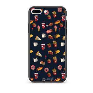 118 - iPhone 7 Plus/8 Plus Hungry Random case, cover, bumper