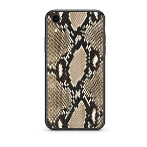 23 - iphone xr Fashion Snake Animal case, cover, bumper