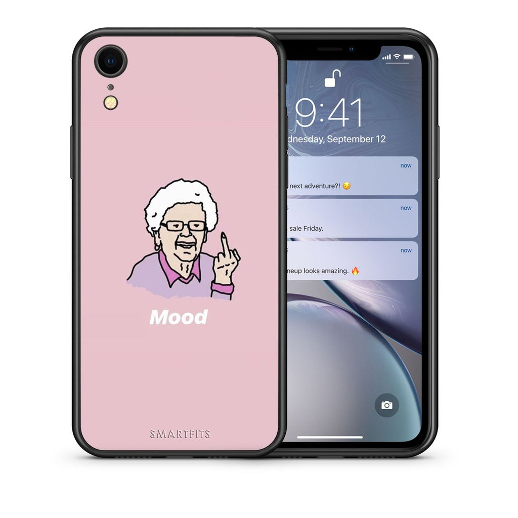 4 - iphone xr Mood PopArt case, cover, bumper
