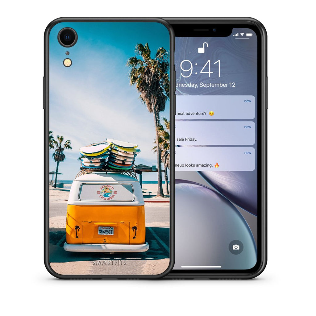 4 - iphone xr Travel Summer case, cover, bumper