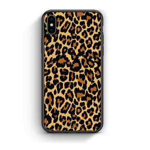 21 - iphone xs max Leopard Animal case, cover, bumper