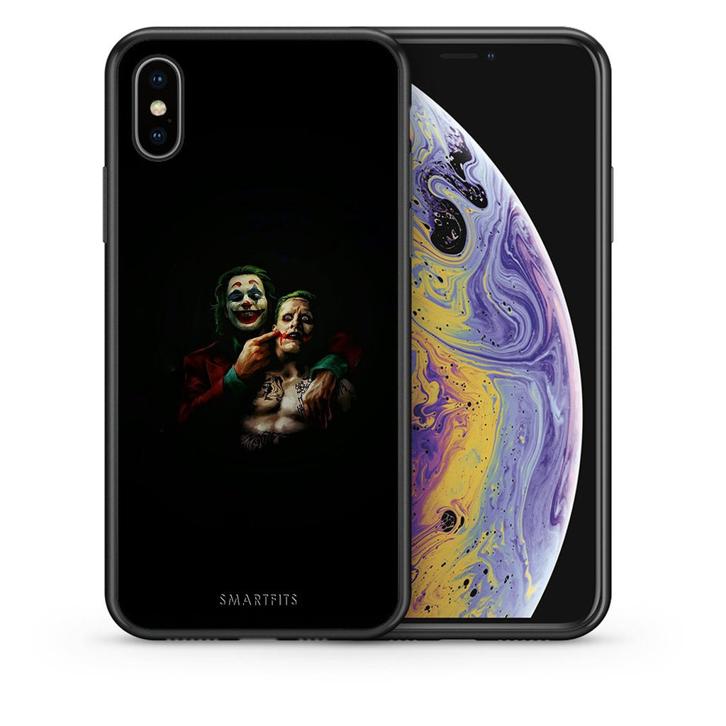4 - iPhone X/Xs Clown Hero case, cover, bumper
