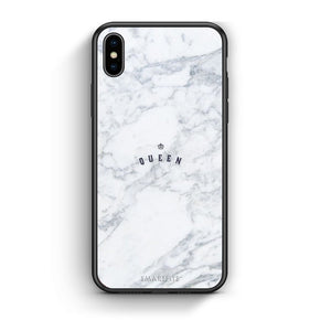 4 - iphone xs max Queen Marble case, cover, bumper