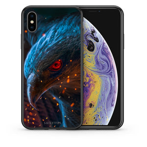 4 - iphone xs max Eagle PopArt case, cover, bumper