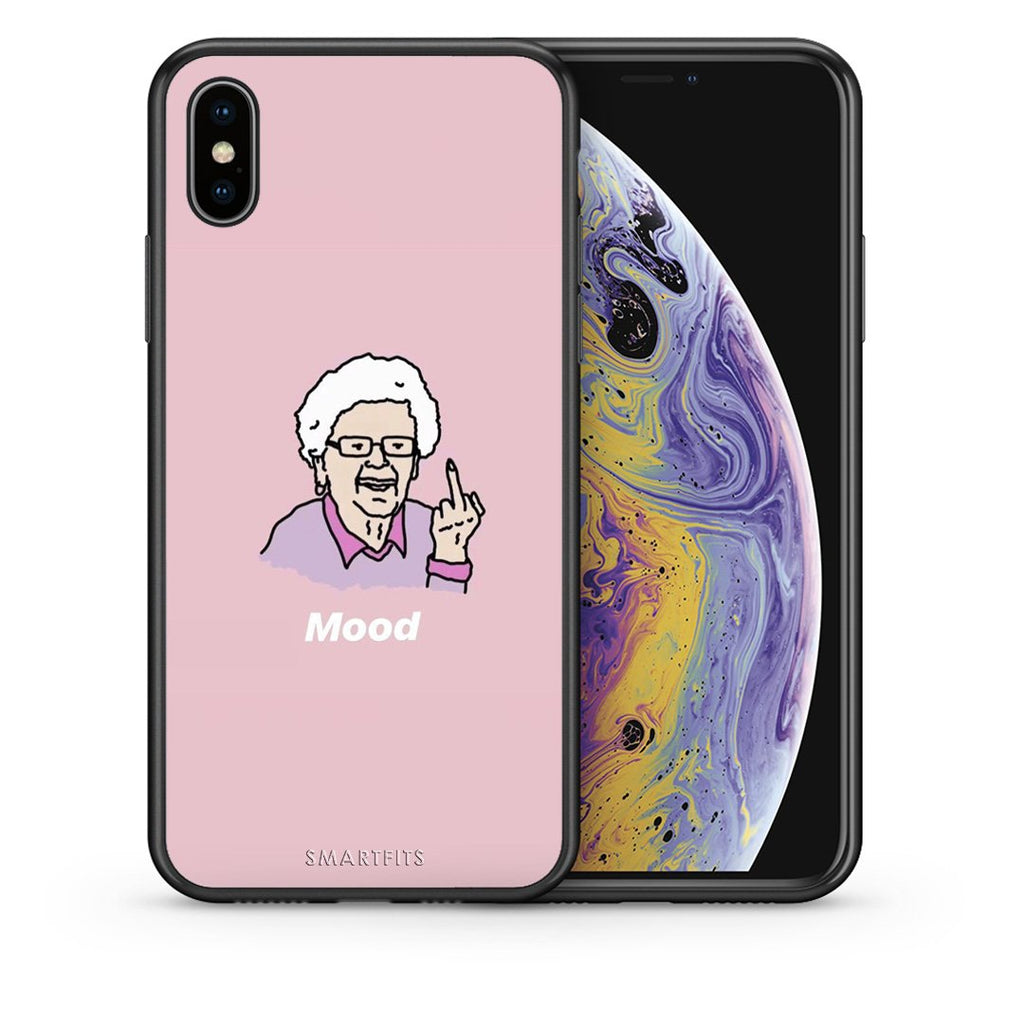 4 - iPhone X/Xs Mood PopArt case, cover, bumper