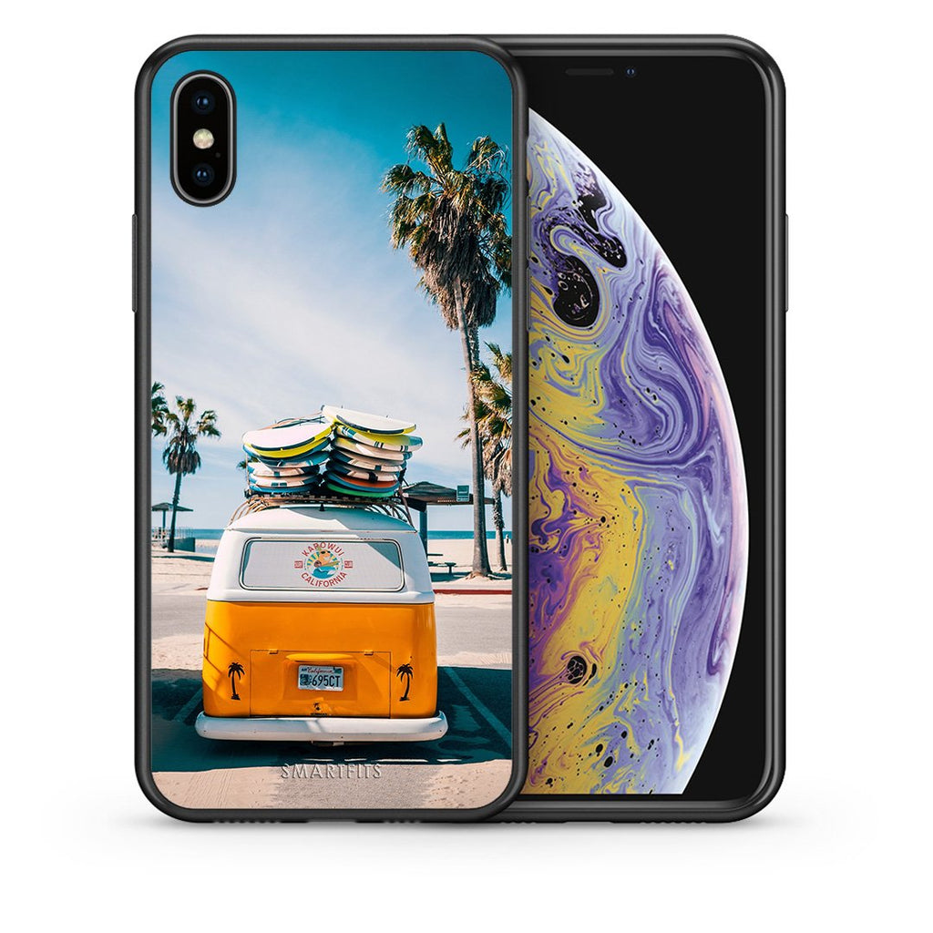 4 - iPhone X/Xs Travel Summer case, cover, bumper