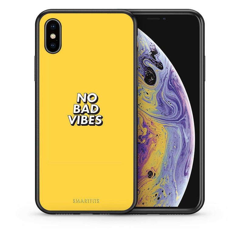 4 - iphone xs max Vibes Text case, cover, bumper