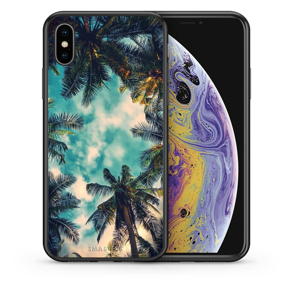 4 - iPhone X/Xs Bel Air Tropic case, cover, bumper