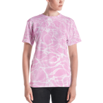 HALCYON ALL-OVER CUT & SEW T-SHIRT FOR WOMEN, , Death Designer