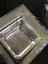 Two Inch Aluminum Cube Mold for Pneumatic Presses