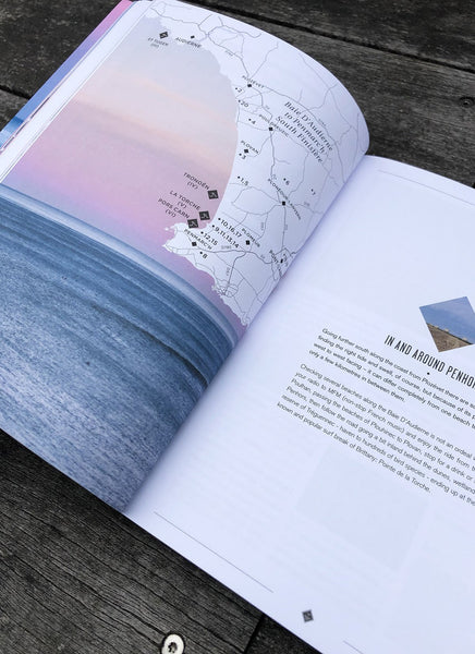 "Surf & Travel Guide ""I Love the Seaside"" - Mehrere Ausgaben"