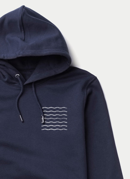 "Hoodie ""You'll Never Sail Alone"" - Unisex"