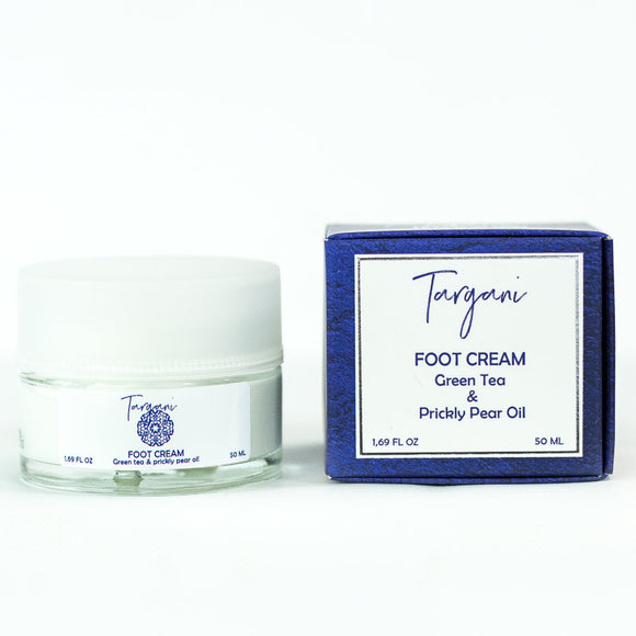 Targani Foot Cream 1.69fl Oz