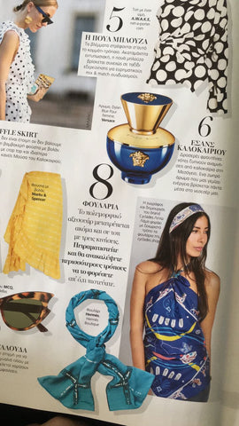 Cyclades Marie Claire Greece