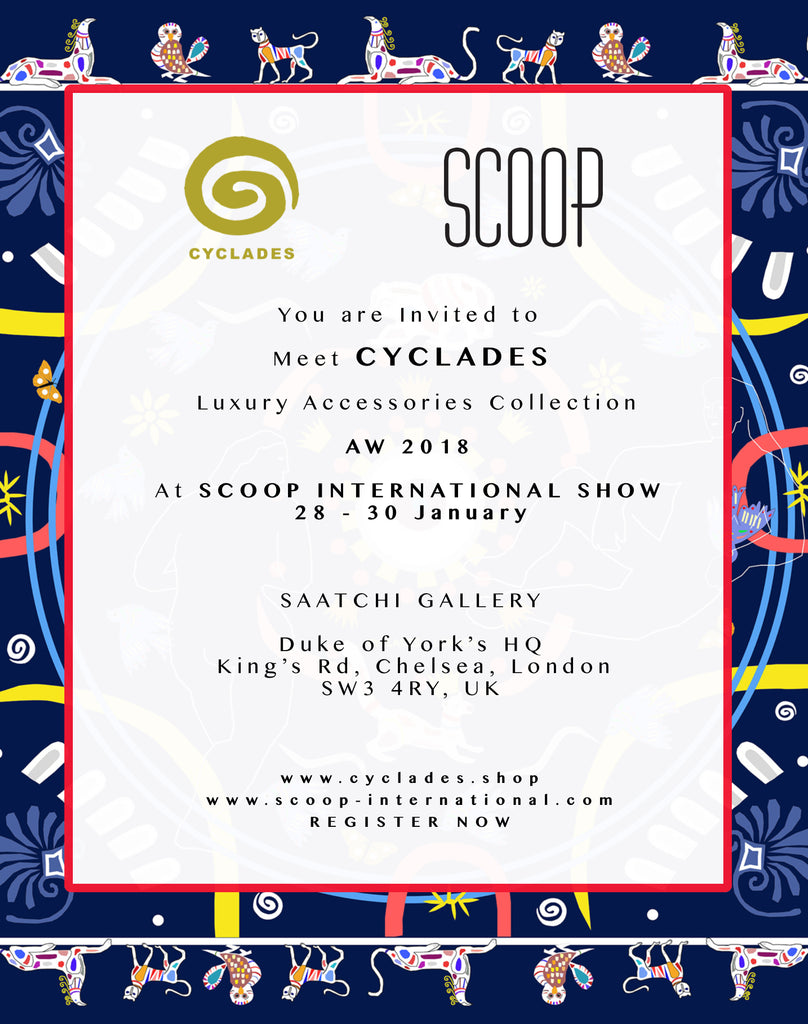 Scoop Cyclades Accessories