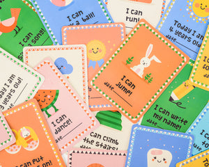 My Memories Toddler Cards (1-4 years)