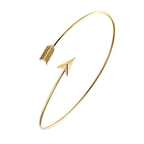 Arrow Bangle Bracelet ( 2 variants )