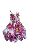Girls Floral Island Aloha Print Dress - Guam Shopping Network