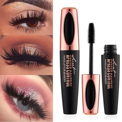 4D Silk Fiber Eyelash Mascara - Guam Shopping Network
