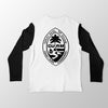 Black and White Guam Seal Jersey Tee. - Guam Shopping Network