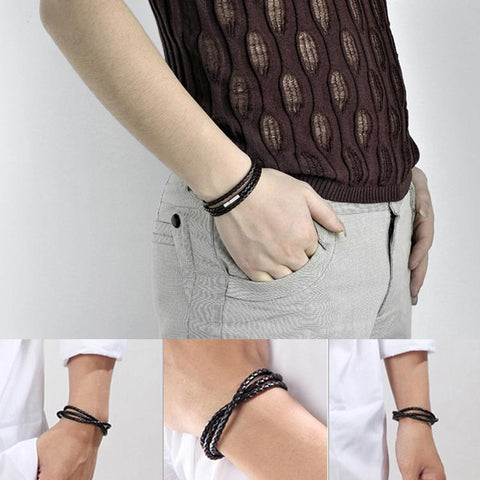 Leather Bracelet - Guam Shopping Network
