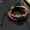 Men's Multilayer Genuine Leather Rope Bracelet - Guam Shopping Network
