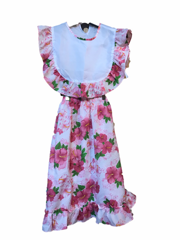 Guam's Kids Mestiza Island Dress - Cultural Island Attire - Guam Shopping Network