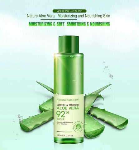 Aloe Vera Face Toner - Guam Shopping Network