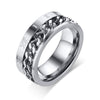 Stainless Steel Chain Ring - Guam Shopping Network