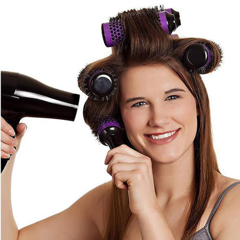 Curl Round Styling Brush Tool Set - Guam Shopping Network