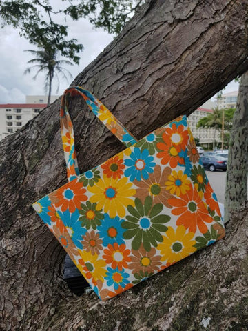 Floral Tote Flower - Guam Shopping Network