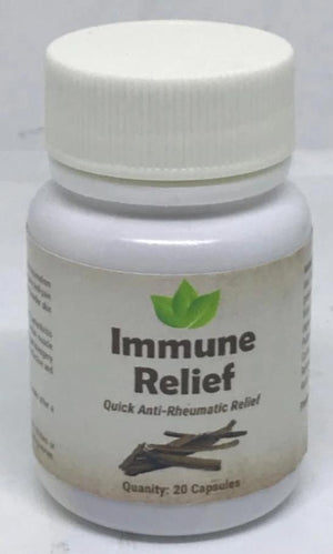 Immune Relief - Your Gout Solution