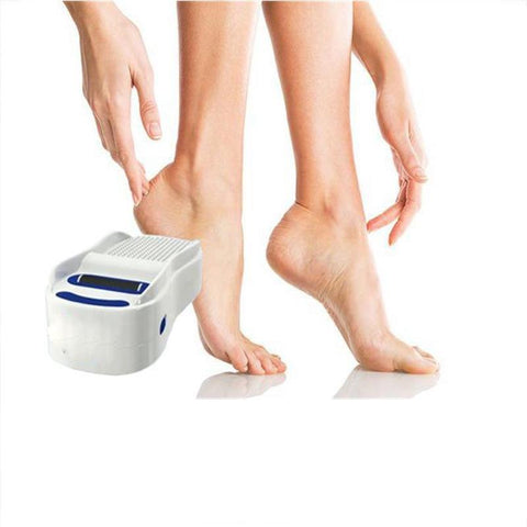 Automatic Waterproof Foot Exfoliator - Guam Shopping Network