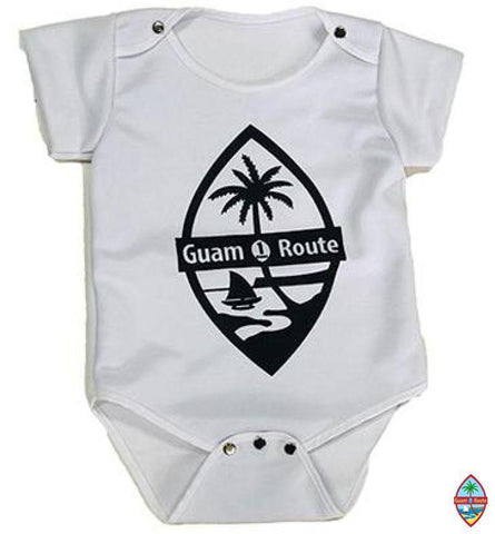 Guam Route One Infant Layette White - Guam Shopping Network