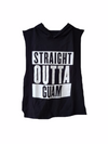 Kids Black Straight Out Of Guam - T- Shirt Hoodie - Guam Shopping Network